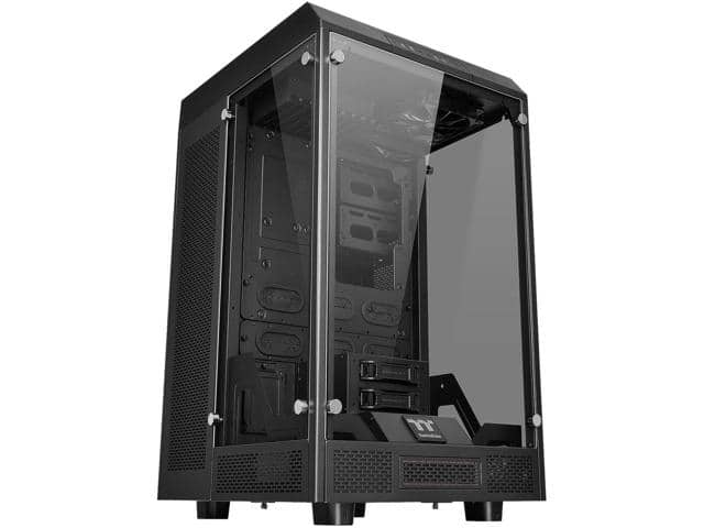 Newegg: Thermaltake The Tower 900 Tempered Glass Vertical Super Tower PC Case - 199.99 AR + Free Shipping