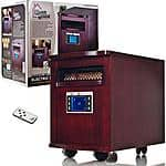Warm House Portable Infrared Heater, Digital Readout 80-5531 - $179.99 + Free Pick Up in Store