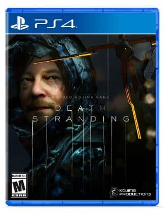 Death Stranding for PS4 - $25 New at Gamestop