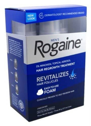 Rogaine 3x3-month supply - $72.98 AC, AR @ Walgreens.com w/ VISA Checkout ($8.11 per bottle)