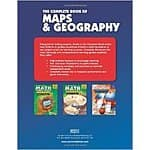 The Complete Book of Maps & Geography - 44% off - Amazon