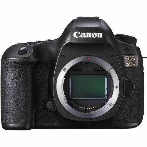 Canon 5DS DSLR for $1,199 $1199