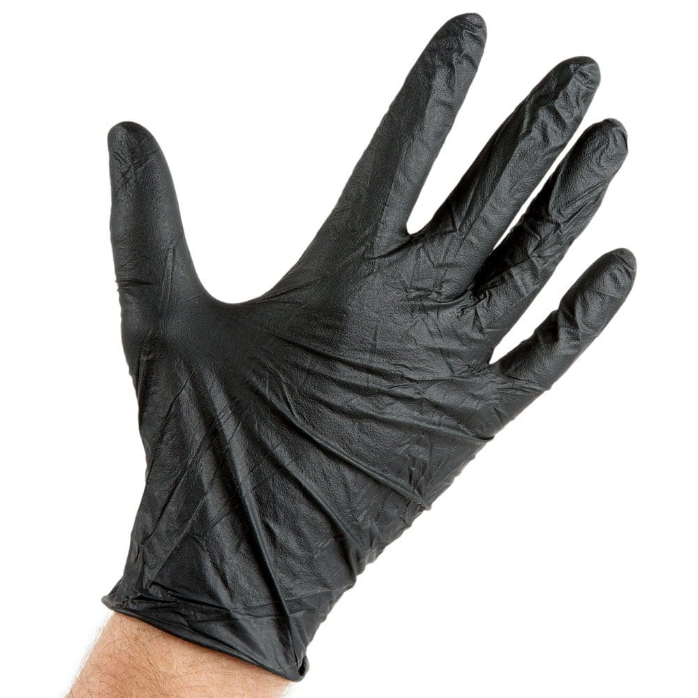 Nitrile and Latex Disposable Gloves $3.79 (Latex) a box + Shipping, Nitrile $7.39