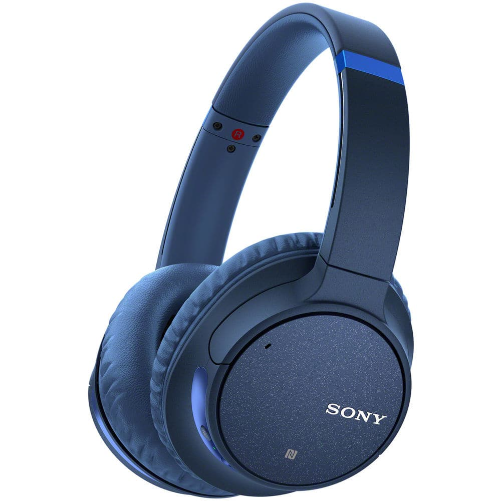 Sony WH-CH700N Wireless Noise Canceling Headphones With Bluetooth $136