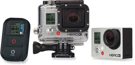 GoPro Hero3 Black $319.89 + tax for REI members