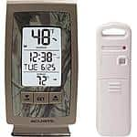 AcuRite Digital Indoor/Outdoor Thermometer  for just $8.97