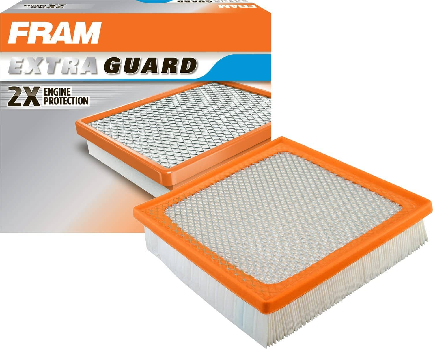 FRAM Air AND Oil Filters - $4.00 mail-in Rebate with qualifying purchases  one each