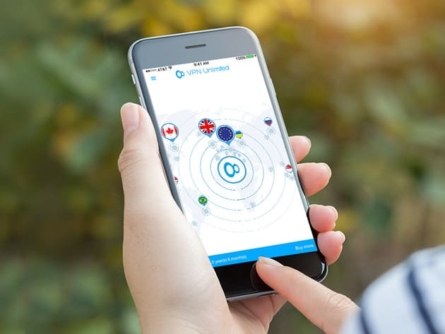 VPN Unlimited Lifetime Subscription $24 at Stack Social