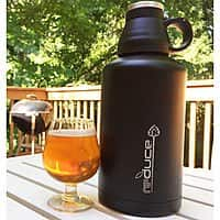 Costco Wholesale Deal: Costco.com - Reduce Stainless Steel Insulated 64oz Beer Growler 2 pack - $49.99 (Black or Stainless Steel)- FS