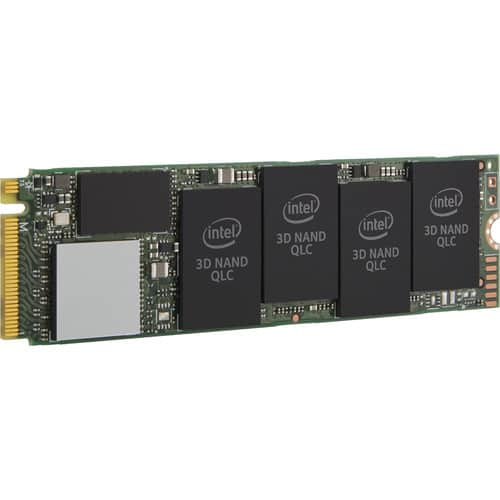 2TB Intel 660p m.2 NVMe Solid State Drive $209.99