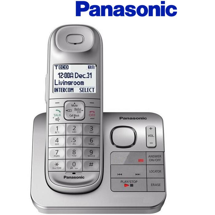 Panasonic KX-TG3680S 1 handset/digital answer machine - Walmart clearance YMMV - $19 or $10