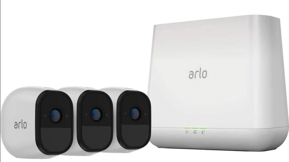 Netgear Arlo Pro 3 Pack + Extras $449.99 @ Costco.com (Membership Required) or Amazon Prime Members