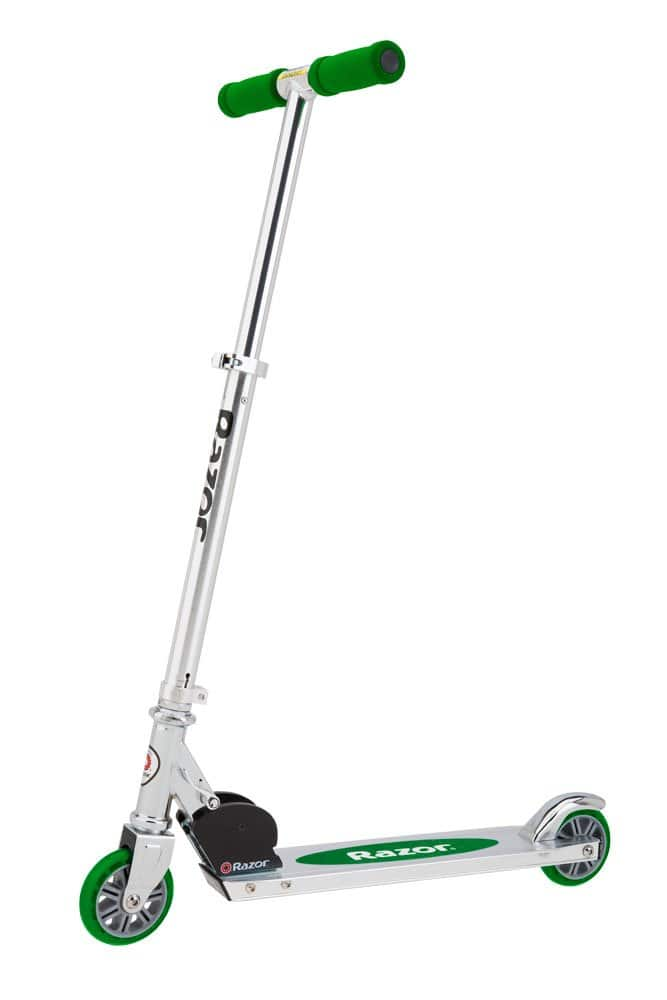 Razor A Scooter - Green $22.88