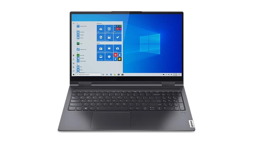 Lenovo Yoga 7i 15 2-in-1: FHD IPS 500 nits Touch, i7-1165G7, 16GB DDR4, 1TB PCIe SSD, Thunderbolt 4, Win10H @ $1000 + F/S