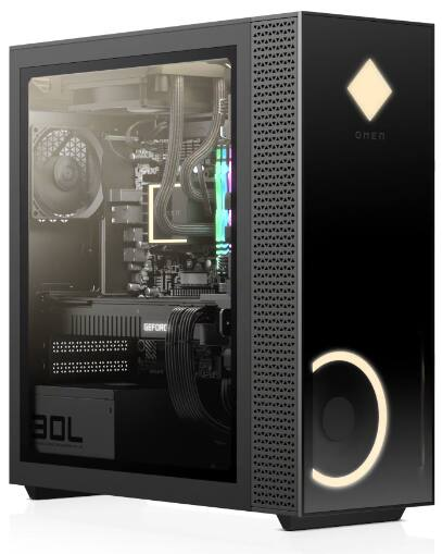 HP Omen 30L Gaming Desktop: i9-10850K, 16GB DDR4, 512GB PCIe SSD, 2TB HDD, RTX 3070, 750W PSU, Win10H @ $1709.99 + F/S