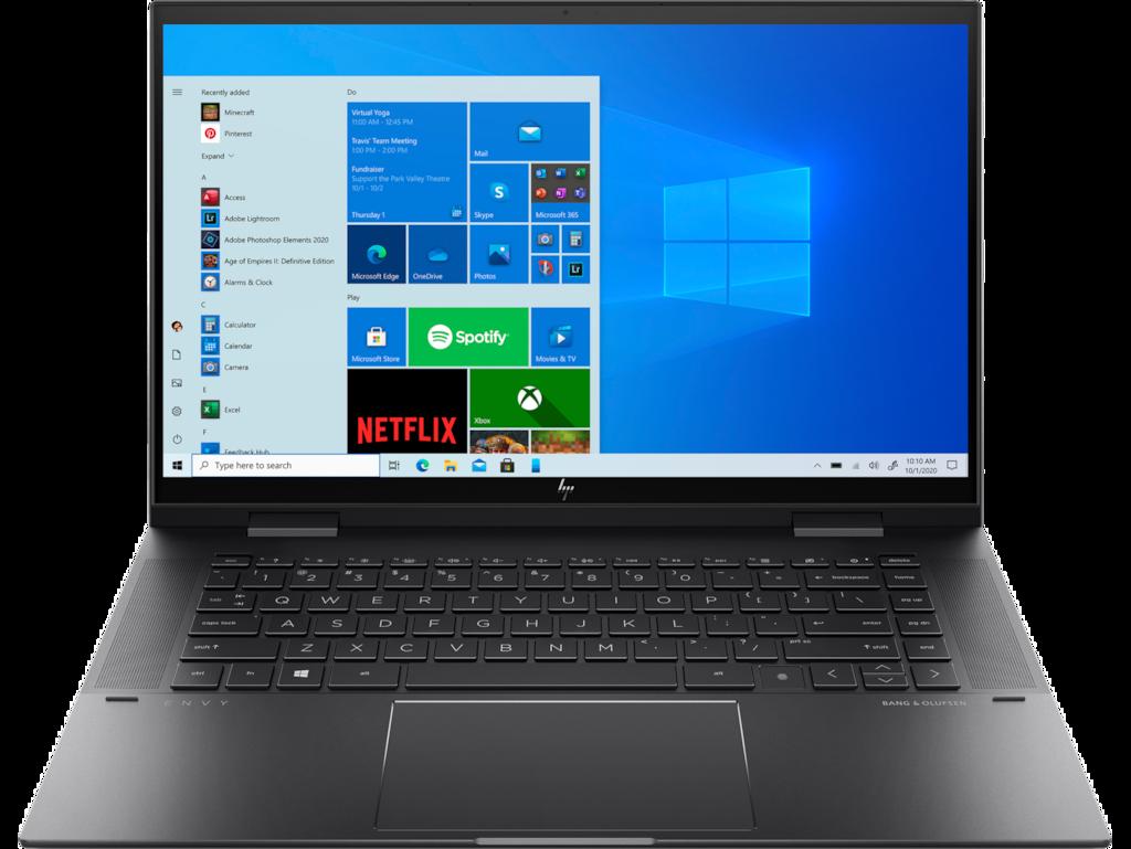 HP ENVY x360 Convertible Laptop 15z-eu000 touch