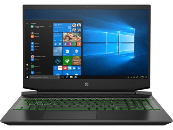 HP Pavilion Gaming 15z-ec200 (Ghost White): 15.6'' FHD 144Hz, Ryzen 5 5600H, 8GB DDR4, 256GB PCIe SSD, GTX 1650, Win10H @ $$649.99 + F/S