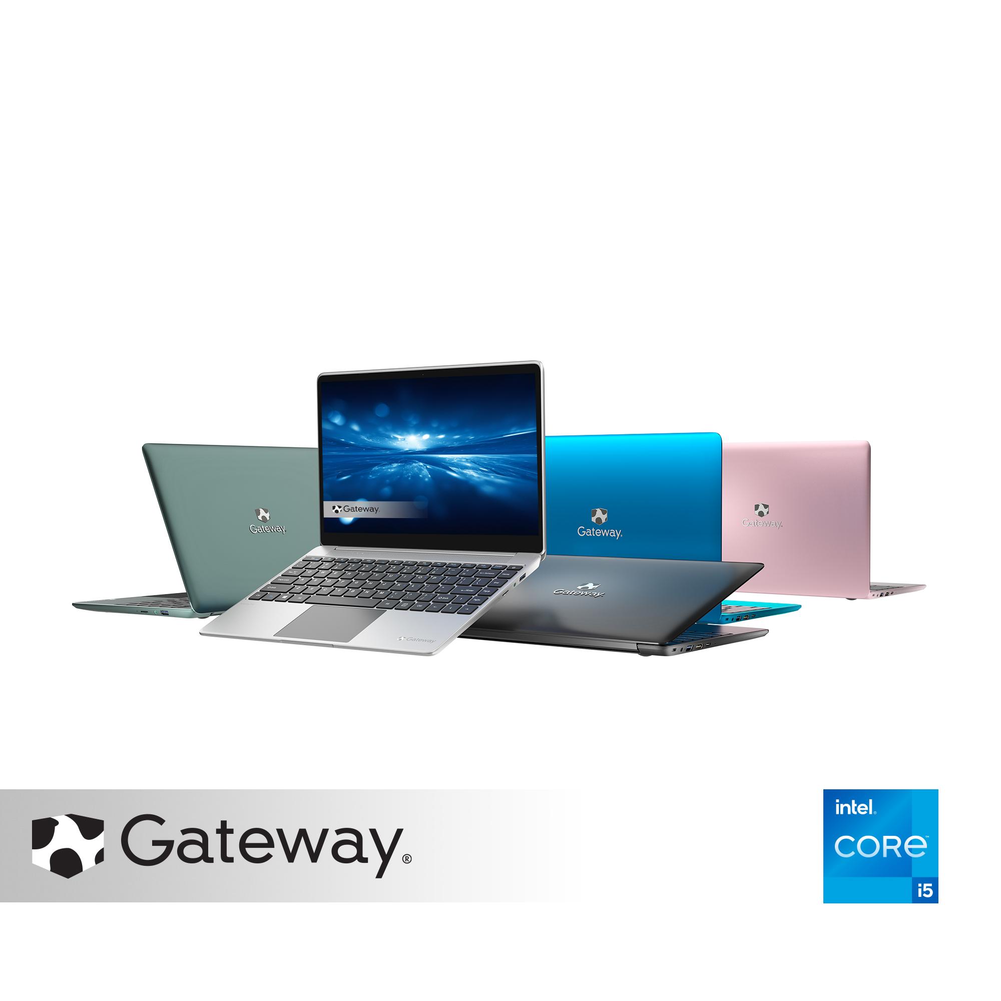 Gateway 14.1 Ultra Slim Notebook: 14.1'' FHD IPS, i5-1135G7, 16GB LPDDR4, 512GB PCIe SSD, Win10H @ $499 + F/S at Walmart