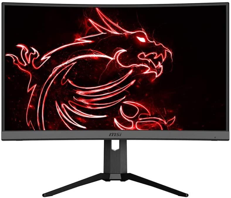 "MSI Optix MAG272CQR 27"" VA Panel QHD 165Hz Type-C 1ms FreeSync Curved Gaming Monitor @ $289.99 + F/S at Amazon"