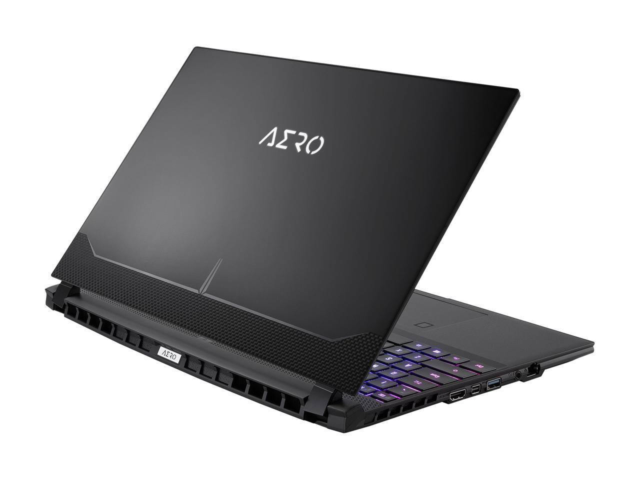 "Gigabyte AERO 15 OLED XD: 15.6"" 4K OLED, i7-11800H, RTX 3080, 16GB DDR4, 1TB Gen 4 NVMe SSD, Thunderbolt 4, Win10 Pro @ $2049 AR + F/S"
