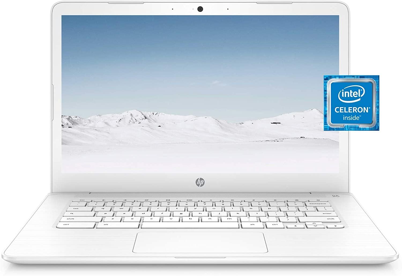 "HP Chromebook 14: 14"" 1080p IPS, Celeron N3350, 4GB LPDDR4, 32GB eMMC, SD Card Reader, Chrome OS @ $219.99 + F/S"