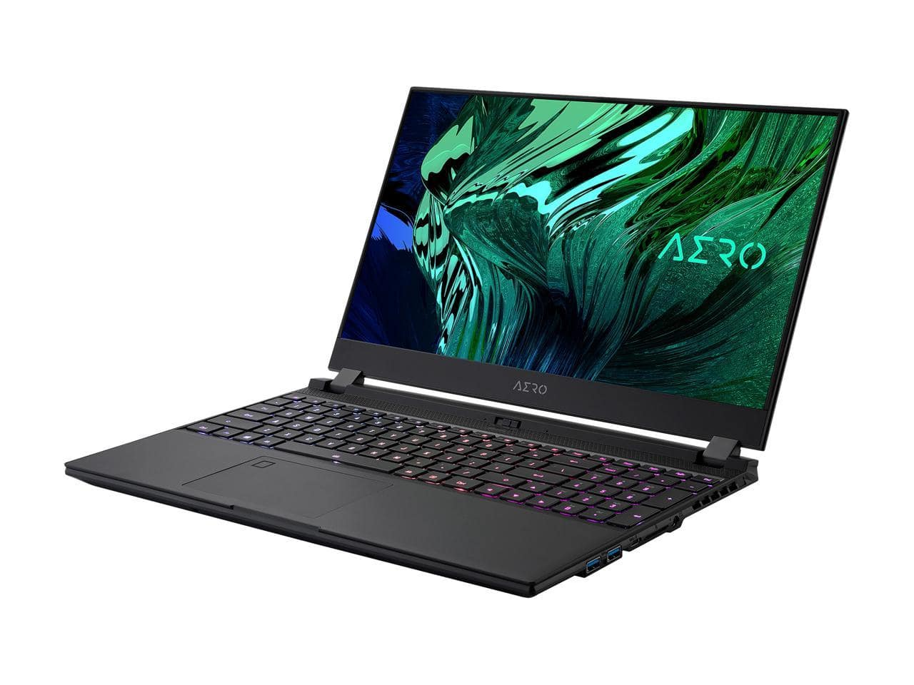 "Gigabyte Aero 15 OLED YD: 15.6"" 4K AMOLED, i7-11800H, RTX 3080, 16GB DDR4, 1TB PCIe Gen 4 SSD, Thunderbolt 4, Win10 Pro @ $1899 AR + F/S at Newegg"