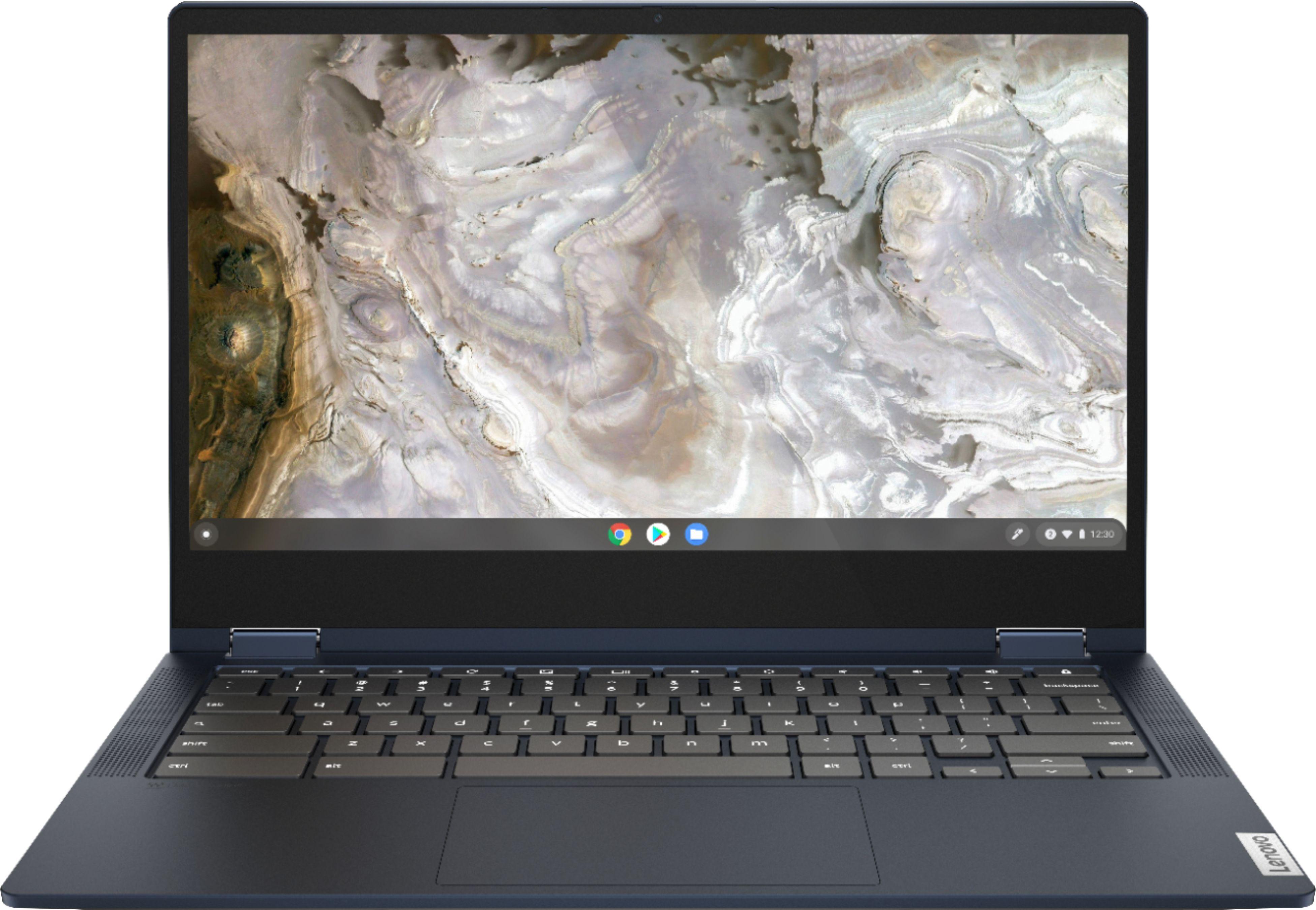 "Lenovo Flex 5 ChromeBook 2-in-1: 13.3"" FHD IPS Touch, Pentium Gold 7505, 4GB LPDDR4X, 32GB eMMC @ $299.99 + F/S at Best Buy"