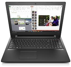 "Lenovo Ideapad 300 15.6"" 768P, Core i3-6100U, 6GB Ram, 500GB HDD, DVD-RW, AC WiFi, Win10 Home @ $262.65 at Amazon with F/S"