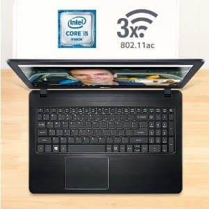 "Acer Aspire F5-573G-56CG 15.6"" 1080P, i5-6200U, 8GB DDR4, 1TB HDD, GT 940MX 4GB GDDR5, USB Type-C, Win10 Home @ $513 at Amazon with F/S"
