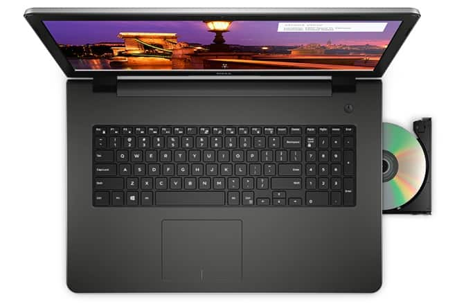 "Dell Inspiron 17 5759 Core i7-6500U, 8GB DDR3, 17.3"" 1080P LCD, 1TB HDD, R5 M335 4GB, ac Wireless, Backlit Keyboard @ $609 at Dell Small Business"