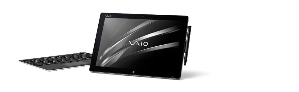 """Vaio Canvas Z 2-in-1 12.3"""" QHD IPS Touch, Core i7-4770HQ, Iris Pro 5200, 16GB DDR3, 512GB PCIe SSD, Stylus, Win10 pro @ $1300 at Amazon with F/S"""