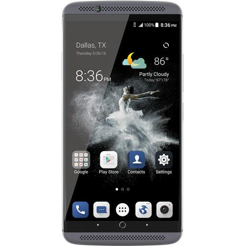 ZTE Axon 7 Unlocked 64GB Smart Phone, Samsung Level U Wireless Headphones + $25 B&H Gift card @ $400 with F/S