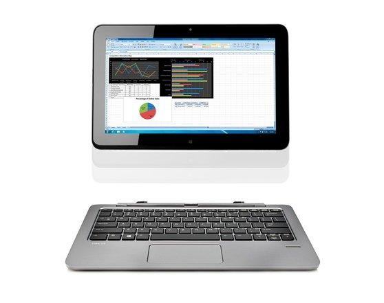 """Refurb HP Elite X2-1011 G1 2-in-1 11.6"""" 1080P IPS Touch, Core M-5Y71, 8GB Ram, 256GB SSD, Power Keyboard dock, win8.1 pro @ $450+$5 shipping"""