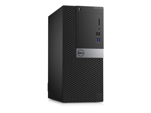 Refurb Dell Optiplex 7040 Mini Tower i7-6700, 8GB DDR4, 500GB HDD, AMD R5-340X 2GB, DVD-RW, 240W PSU, Win10 Pro 64, 3 Yrs warranty @ $530 /w $5 Shipping