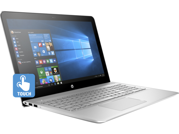 """HP Envy 15t 15.6"""" 1080P IPS Touch, Kaby lake Core i7-7500U, 8GB DDR4, 256GB PCIe SSD, WiFi AC, USB 3.1 Type-C, Win10 Home @ $715 with F/S"""
