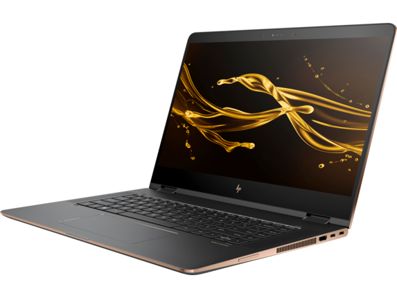 HP Spectre X360 15 2-in-1: 15.6''; 4K IPS Touch, i7-7500U, 8GB DDR4, GT 940MX 2GB, 256GB PCIe SSD, Thunderbolt 3, Win10H @ $1180 with F/S