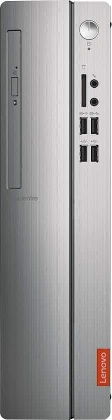 Lenovo 510S-08IKL Slim Desktop: i3-7100, 4GB DDR4, 1TB HDD, WiFi, DVD-RW, WIn10H @ $280 with F/S