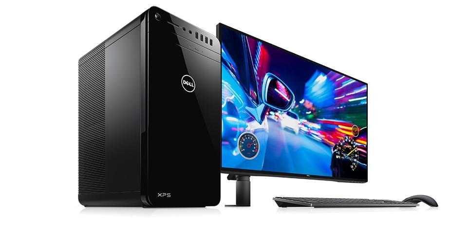 Dell XPS Tower SE: i5-7400, 8GB DDR4, Rx 580 8GB, 256GB SSD, 1TB HDD, DVD-RW, Type-C, Win10H @ $700 after Slickdeals Rebate + F/S