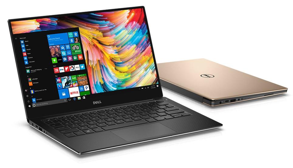 All new Dell XPS 13 9360: 13.3'' FHD IPS, i7-8550U Quad, 8GB Ram, 256GB PCIe SSD, Thunderbolt 3, Win10H @ $970 after SD Rebate + F/S
