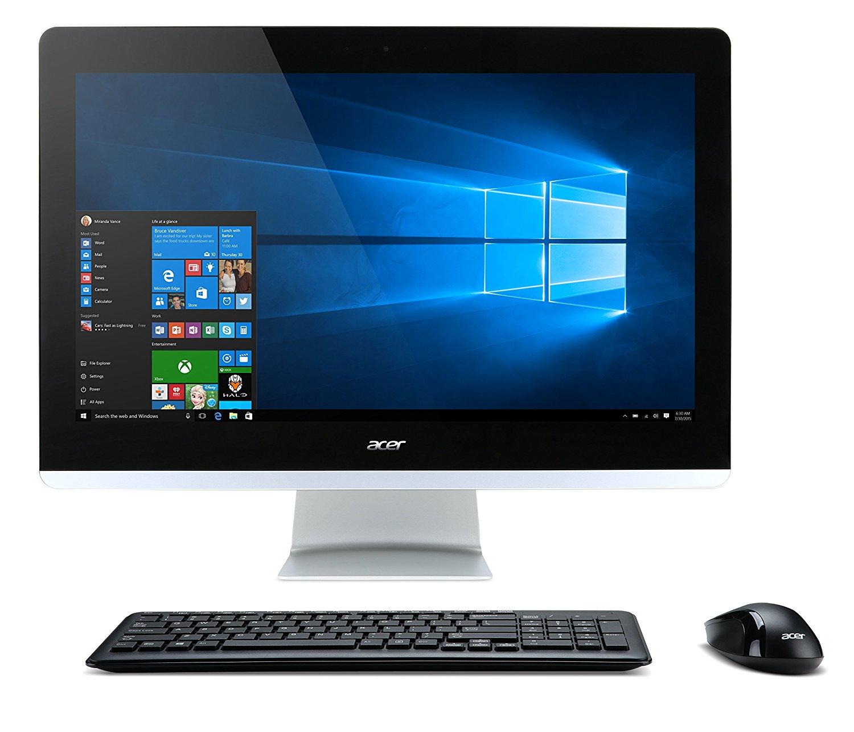 Acer Aspire AZ3-715-UR61 AIO: 23.8'' FHD IPS, i5-6400T, 8GB DDR4, GT 940M, 1TB HDD, WiFi + BT, Win10H @ $550 + F/S