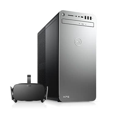 Dell XPS 8930 SE Desktop: i5-8600K, 8GB DDR4, 256GB PCIe SSD, 1TB HDD, GTX 1080, 460W PSU, WiFi+BT, Win10H @ $1350, 8700k @ $1485 + F/S