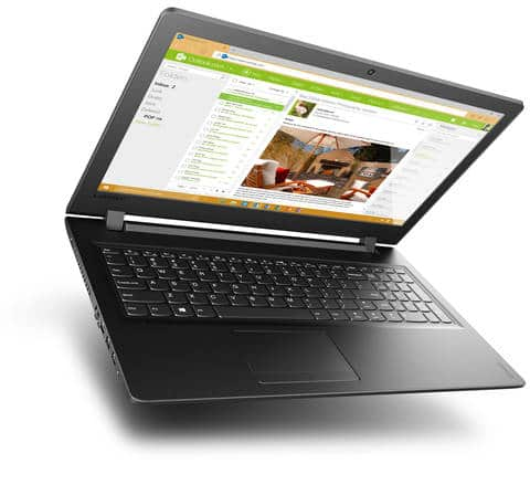 Lenovo Ideapad 110: 15.6'' 768P, Pentium 4405U, 4GB Ram, 500GB HDD, Win10 @ $230 with F/S
