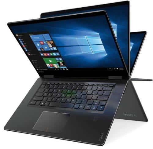 Lenovo Yoga 710 2-in-1: 15.6'' FHD IPS Touch, i5-7200U, 8GB DDR4, 256GB SSD, WiFi AC, Fingerprint, Win10H @ $600 + F/S
