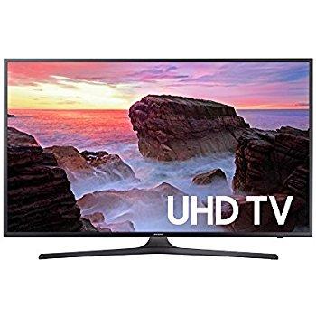 Samsung UN49MU6500F 49'' Curved 4K HDR Smart TV @ $480 + F/S