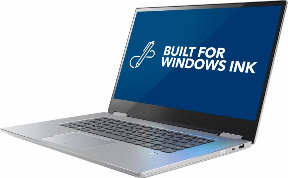 Lenovo Yoga 720 15 2-in-1: 15.6'' 4K IPS Touch, i7-7700HQ, 16GB DDR4, 512GB PCIe SSD, GTX 1050, Thunderbolt 3 @ $1235 + F/S