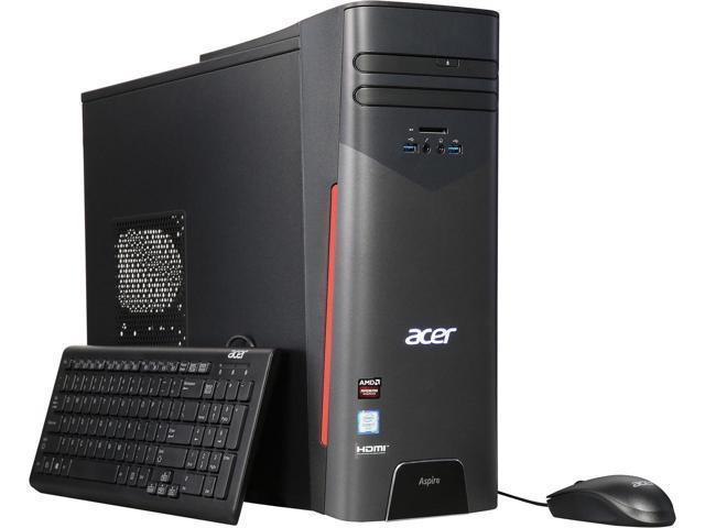 Acer AT3 Desktop: i7-6700, 16GB DDR4, 2TB HDD, Rx 480 4GB, 500W PSU, WiFi+BT, Win10H @ $700 + F/S