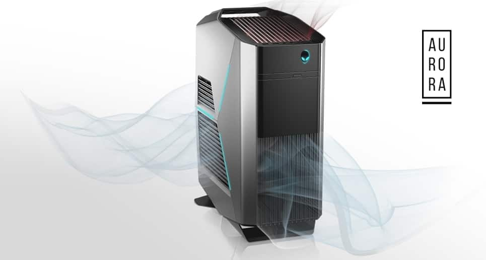 Alienware Aurora Gaming Desktop: i5-7400, 8GB DDR4, 1TB HDD, GTX 1070 @ $970, GTX 1080 @ $1068 + F/S