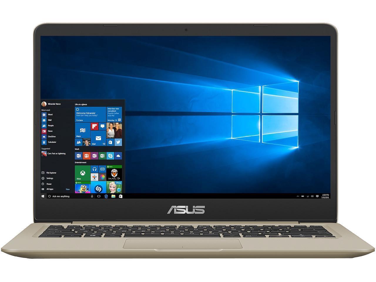Asus VivoBook S S410UQ-NH74 Laptop: 14'' FHD IPS, i7-8550U, 8GB DDR4, 256GB SSD, GT 940MX 2GB @ $703 + F/S via Newegg Mobile App