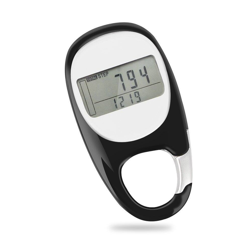 Tsumbay Digital Pedometer & Fitness Tracker with Step, Calories & Distance Counter, 7 Days Memory @ $7.39