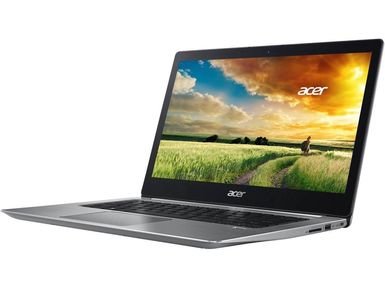 Acer Swift 3 14: 1080P IPS, i5-8250U, 8GB LPDDR3, 256GB SSD, MX 150, Type-C, Win10H @ $660 + F/S
